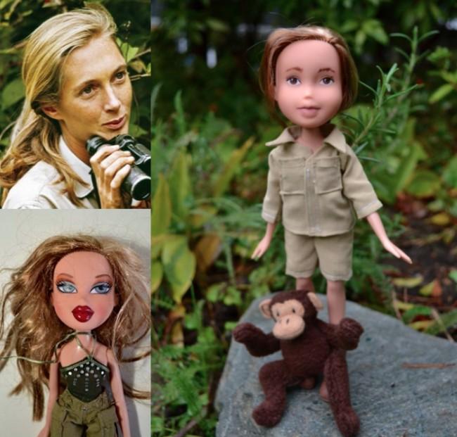 'Mighty Dolls' de Wendy Taso (Jane Godall)