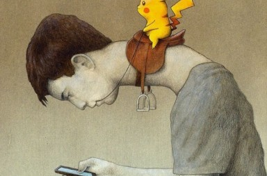 ilustraciones de Pawel Kuczynski