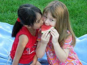Alimentación infantil en verano