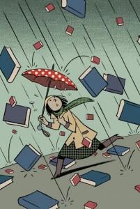Cómo mejorar la comprensión lectora en niños de primaria | ¡Llueven libros! | Iilustración de Max