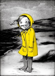 12 Ilustración de Ebeneeza K.