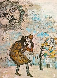 19 Ilustración de Alice y Martin Provensen