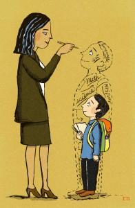 Ilustración de Robert Neubecker