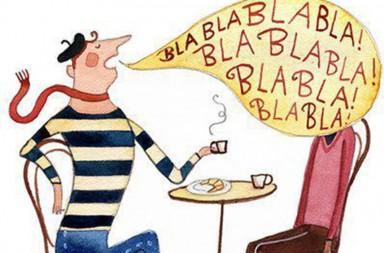 487 talento para el diálogo. Ilustración de Janice Nadeau - copia