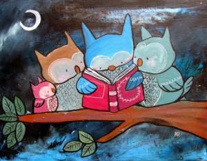 Ilustración de Andrea Doss