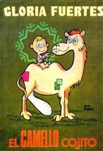 El camello cojito. Ilustración de Julio Álvarez