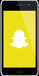 Snapchat. La red social de los adolescentes