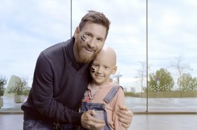 El Barça y la Fundación Messi impulsan un hospital puntero contra el cáncer infantil en Barcelona que se financiará mediante donaciones.
