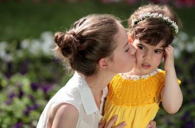 El significado de los besos
