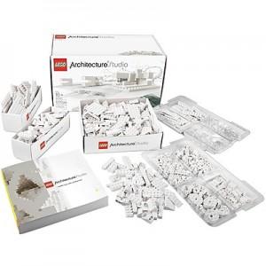 Set LEGO Architecture Studio. Regalos para papá. Ideas de regalos originales para el Día del Padre