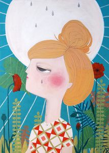 Ilustración de La Nonette