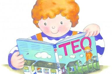Los libros de Teo