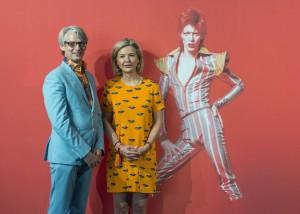 Victoria Broackes y Geoffrey Marsh son los comisarios de la exposición