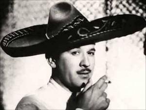Pedro Infante Cruz (1917- 1957) fue un cantante y actor mexicano, uno de los íconos de la Época de Oro del Cine Mexicano. Desde temprana edad mostró talento y afición por la música, aprendiendo diversos instrumentos.
