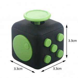 El 'Fidget Cube' es también un juguete anti estrés.