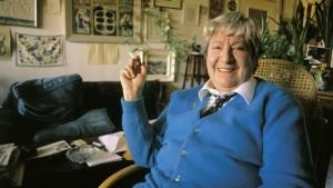 Gloria Fuertes dedicó su vida a las letras. (Pepe Franco / Getty)