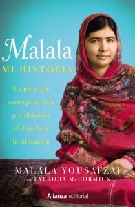 'Malala. Mi historia'