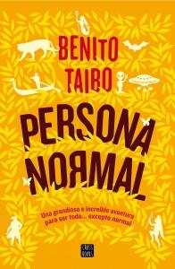 'Persona normal' de Benito Taibo
