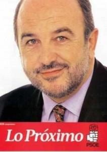 Joaquín Almunia cogió el testigo de González en las elecciones del 2000.