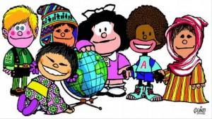 Poemas de paz para niños