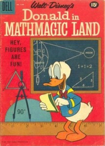 Donald y las matemáticas (Donald in Mathmagic Land) (1959)