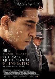 El hombre que conocía el infinito (The Man Who Knew Infinity) (2015)