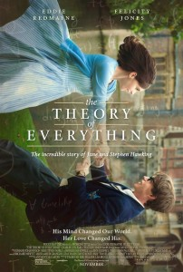 La teoría del todo (The Theory of Everything) (2014)