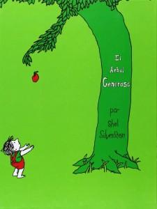 'El Árbol Generoso', de Shel Silverstein