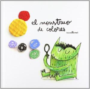 'El monstruo de colores', de Anna Llenas Serra