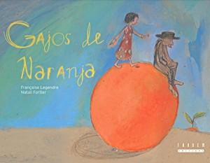 'Gajos de naranja', de Françoise Legendre