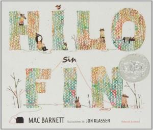 'Hilo sin fin', de Mac Barnett
