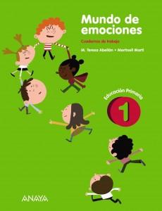 'Mundo de emociones', de María Teresa Abellán Pérez y Meritxell Martí Orriols
