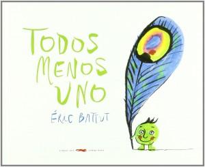 'Todos menos uno', de Éric Battut
