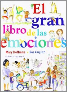 'El gran libro de las emociones', de Mary Hoffman y Ros Asquith