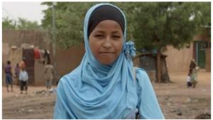 Cuentos de buenas noches para niñas rebeldes. BALKISSA CHAIBOU ● Activista