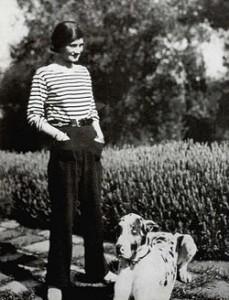 Cuentos de buenas noches para niñas rebeldes. Coco Chanel en 1928