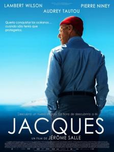 'Jacques', una película de Jérôme Salle
