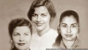 Cuentos de buenas noches para niñas rebeldes. Las hermanas Mirabal se convirtieron en símbolo de la causa contra la violencia de género.