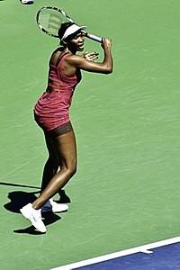 Cuentos de buenas noches para niñas rebeldes. Venus Williams