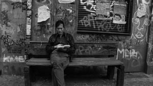 Escena de «La sociedad del cansancio. Byung-Chul Han en Seúl y Berlín», documental de Isabella Gresser