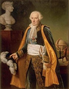Pierre-Simon Laplace, astrónomo, físico y matemático francés