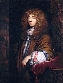 Retrato de Christiaan Huygens por Caspar Netscher (1671).
