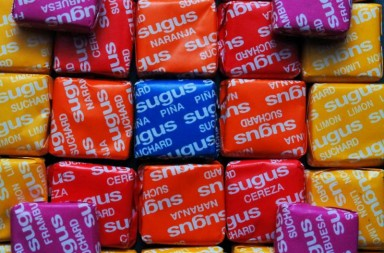 Alimentos dulces. Vivir sin azúcar.