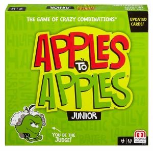 Manzanas a manzanas