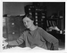 Cecilia Payne-Gaposchkin, astrónoma y astrofísica.