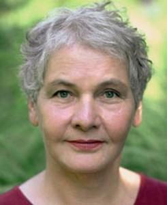 Christiane Nüsslein-Volhard, bióloga.