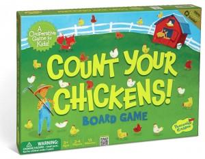 ¡Cuenta tus gallinas!