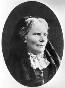 Elizabeth Blackwell, médica y feminista.