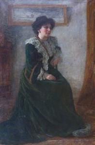 Hertha Marks Ayrton, ingeniera e inventora.