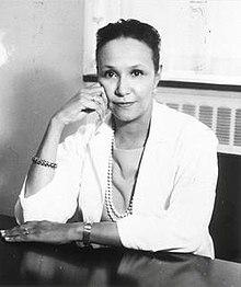 Jane Cooke Wright, oncóloga.